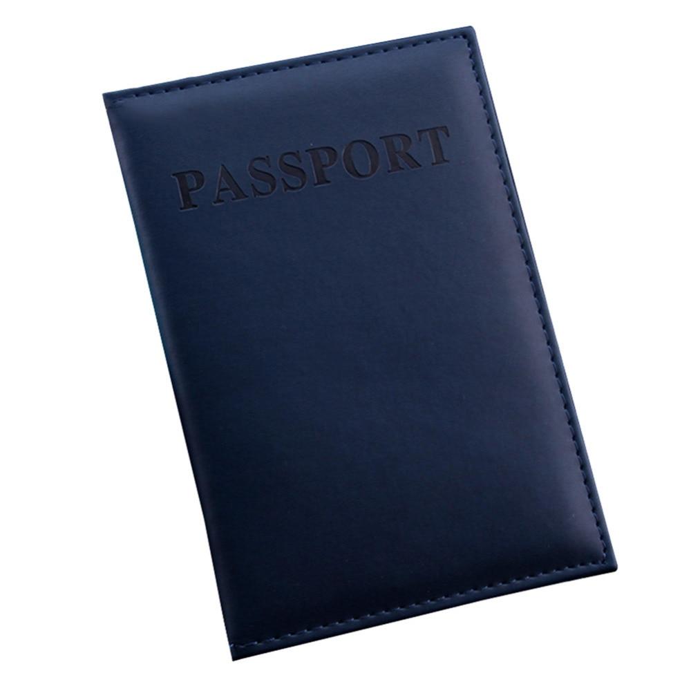 do cartão de viagem portador Material : PU Leather