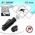 AOSION produtos de patentes da China Mini Ultrasonic anti Mosquito Repeller repelente Eletrônico Portátil