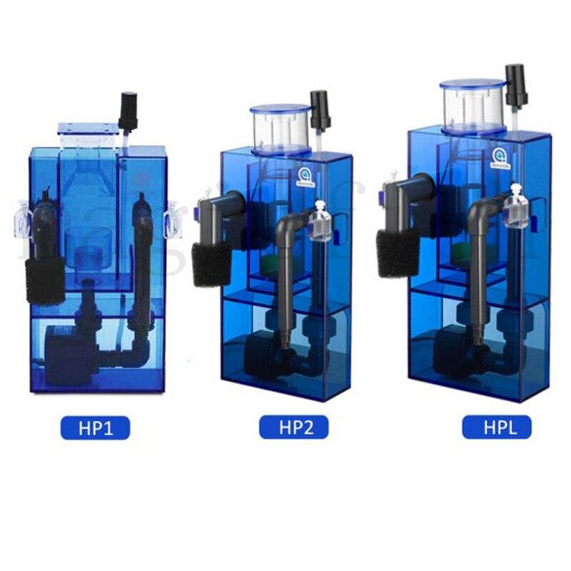 AQUAEXCEL écumeur externe HP1 HP2 HPL écumeur de récif écumeur de corail filtre d'aquarium réservoir de poisson d'eau de mer séparateur de protéines