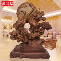 Of Honghua Crane Crafts Resin Decoration Business Enduring As The Universe Marriage Custom Wedding Gift