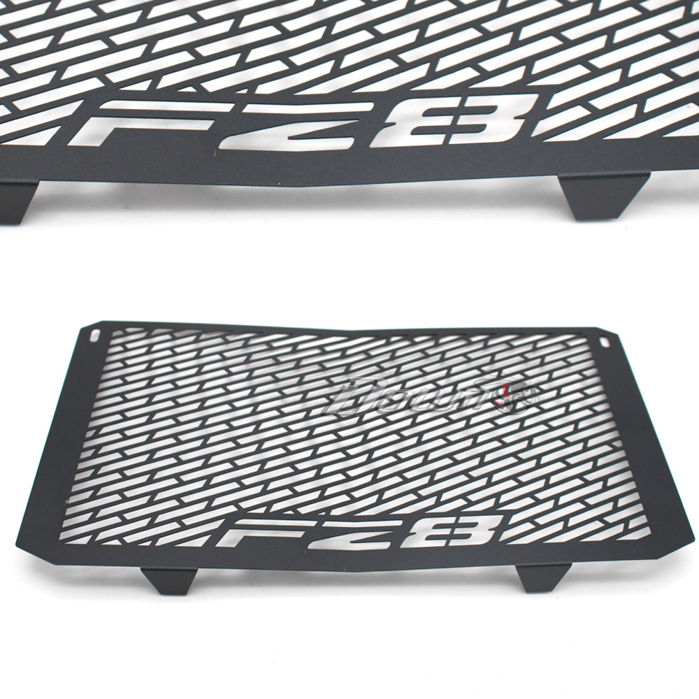 Motorcycle Accessories radiator grille guard protection Stainless Steel For YAMAHA FZ 8 FZ8 FZ 8 Fazer