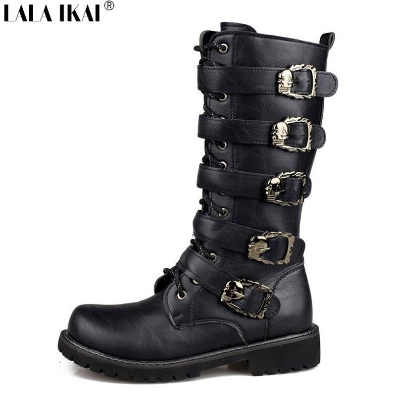 Popular Black Mens Combat Boots-Buy Cheap Black Mens Combat Boots ...