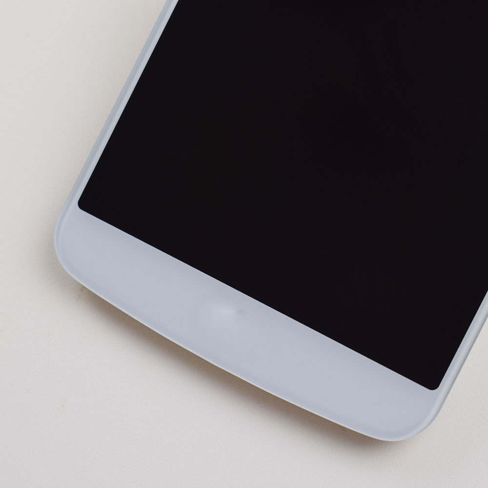 For LG K10 LTE K430DS / K410 / K420n Touch Screen Digitizer Sensor Glass + LCD Display Monitor Module Panel Assembly + Frame