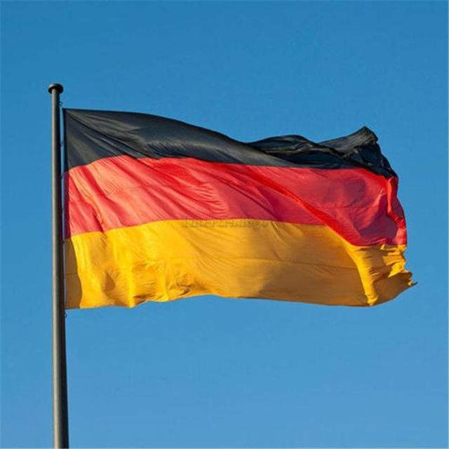 gratis verzending duitsland vlag 3x5 voeten duitse vlag deutschland