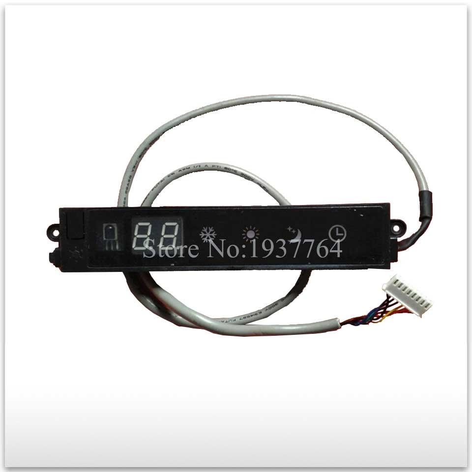 8 pin for Galanz air conditioning Display board GT-P20584 GAL-P205840-50 board good working холодильник galanz bcd 217t