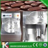 Vendita calda della fabbrica macchina del cioccolato/cioccolato rinvenimento macchina made in china (8 kg)
