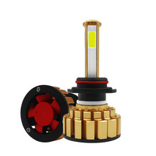 1PC Car LED Headlight Kit 9006 H11 H7 H4 9005 Bright Headlight Bulbs Lamp 6000K 80W 12000LM Styling(China)