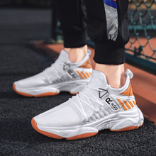 GUDERIAN 2019 Breathable Shoes Men Sneakers Comfortable Trainers Fashion Male Adult Basket Homme Chaussure