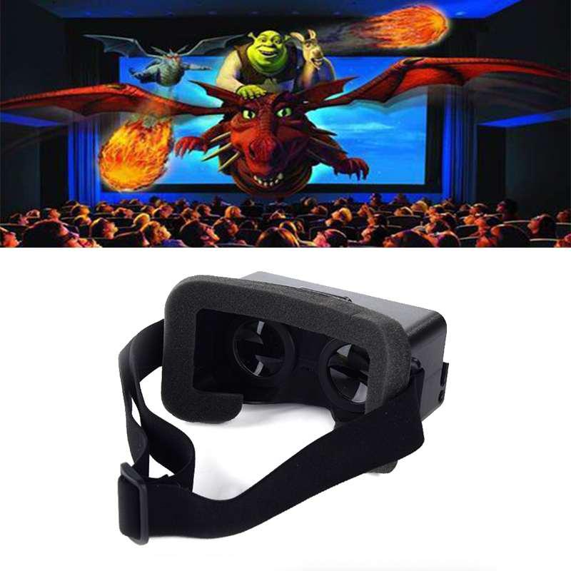 <font><b>NIJIA</b></font> 3D <font><b>Video</b></font> <font><b>Glasses</b></font> <font><b>VR</b></font> <font><b>Virtual</b></font> <font><b>Reality</b></font> <font><b>Headset</b></font> for mobile phone (NJ-1688A+)