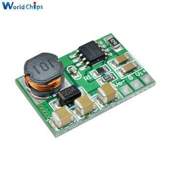 Convertidor de DC-DC, Boost-Buck 3-15V a-3,3 V -5V -6V -9V -12V -15V +/-negativo, reductor de voltaje sin fuente de alimentación de Pin