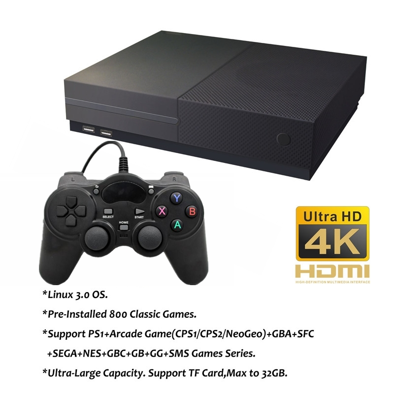 cheapest Y2 4K HDMI Video Game Console Built in 568 Classic Games Mini Retro Console Wireless Controller HDMI Output Dual Players