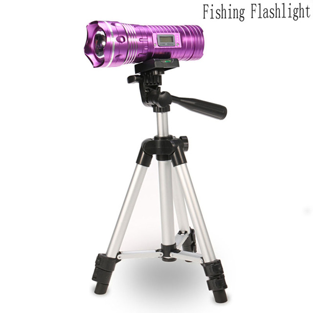 aliexpress : buy professional fishing light flashlight torch, Reel Combo