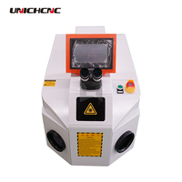 Desktop jewelry laser welding machine 200w laser source
