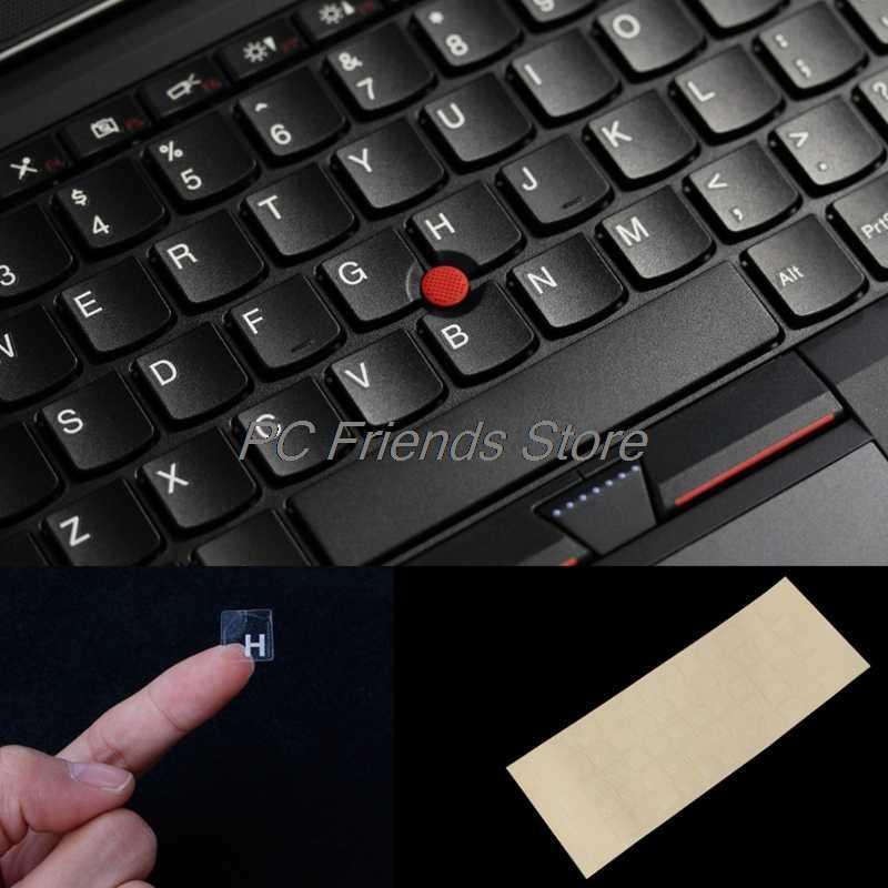 ملصق لاصق روسي مقاس من 10 إلى 17 بوصة للوحة مفاتيح الكمبيوتر المحمول والكمبيوتر المحمول-الكمبيوتر الشخصي صديق