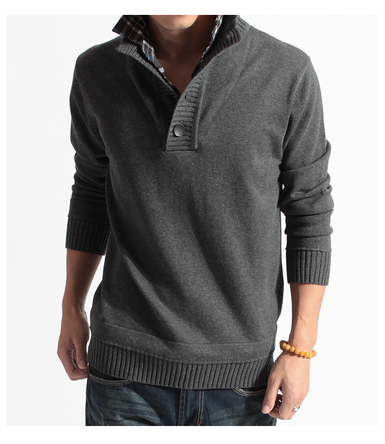 Cashmere jumper Men's Sweaters ,casual Fashion ,pullover men good ...