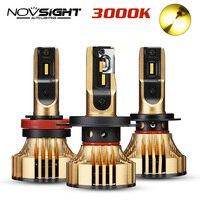 NOVSIGHT H4 LED H7 Headlights H11 H8 HB4 H1 H3 HB3 H13 HB5 Car Led Bulbs Headlight 72W 12000LM Car Styling led automotivo