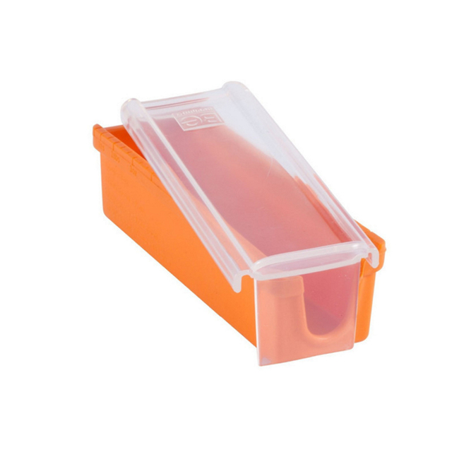 Superbe Butter Keeper And Slicer Cutter Storage Container Measure For Bread  CakesCookies Cookware Butter Dish