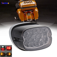 LED Tail Light for Harley Davidson Motorcycle LED Tail Light Turn Signals For XL883.