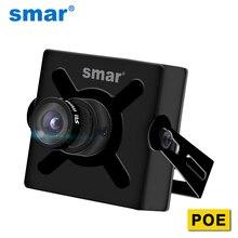 Full HD 720P 960P 1080P 25fps Mini caméra IP avec PoE sécurité HD CCTV réseau caméra 3.6mm Support téléphone Android vue P2P