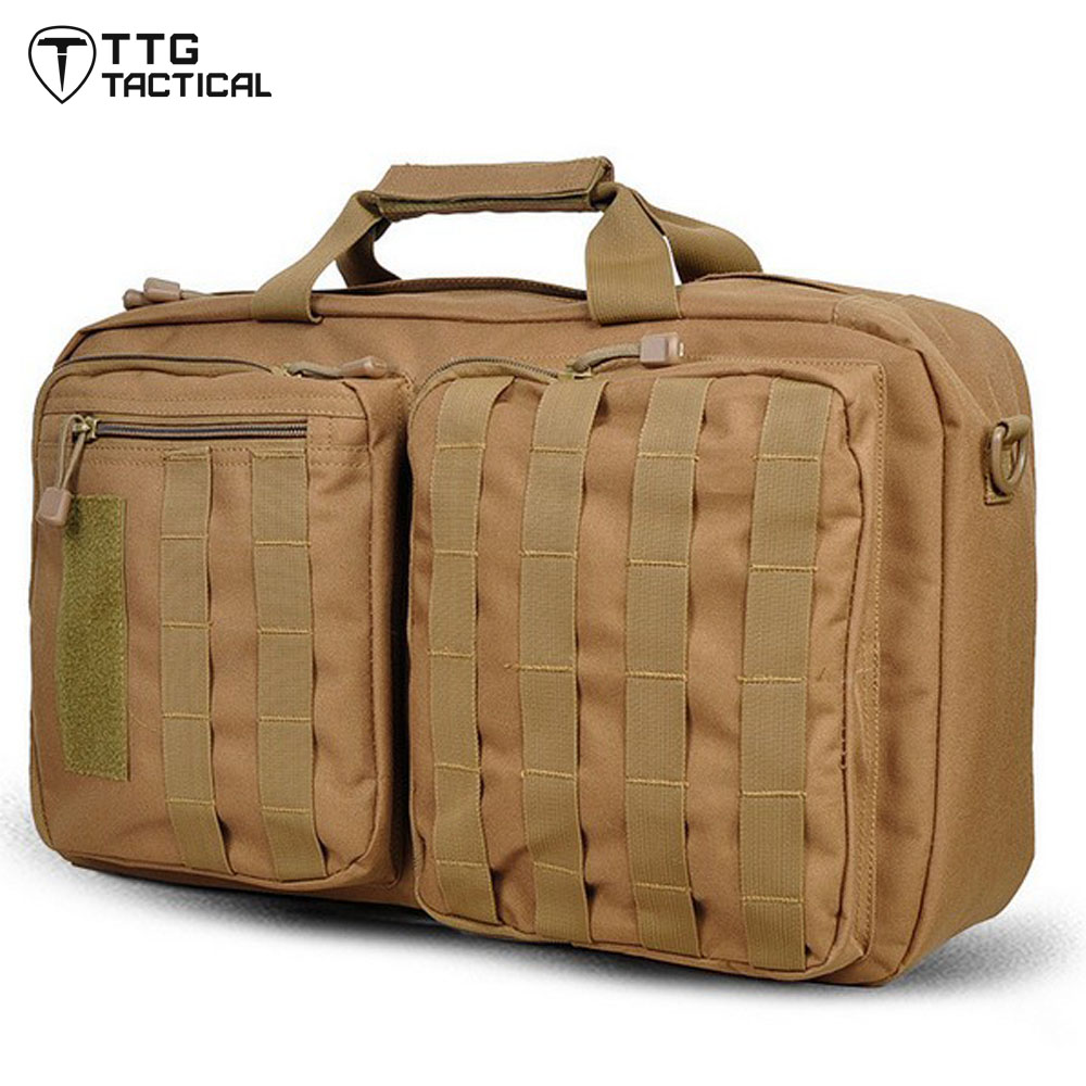 ФОТО 35L Multiuse MOLLE Large Capacity Travel Backpack Utility Adventure Assault Backpack Waterproof Combat Backpack
