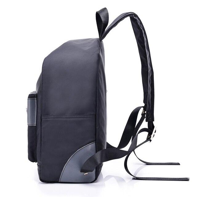 Не большой женский рюкзак Водонепроницаемый нейлон 3