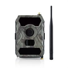 3G Móvel Câmera Trilha com 12MP HD Imagem Fotos & 1080 P Gravação de Vídeo de Imagem com Frete Controle Remoto APLICATIVO IP54 à prova d' água