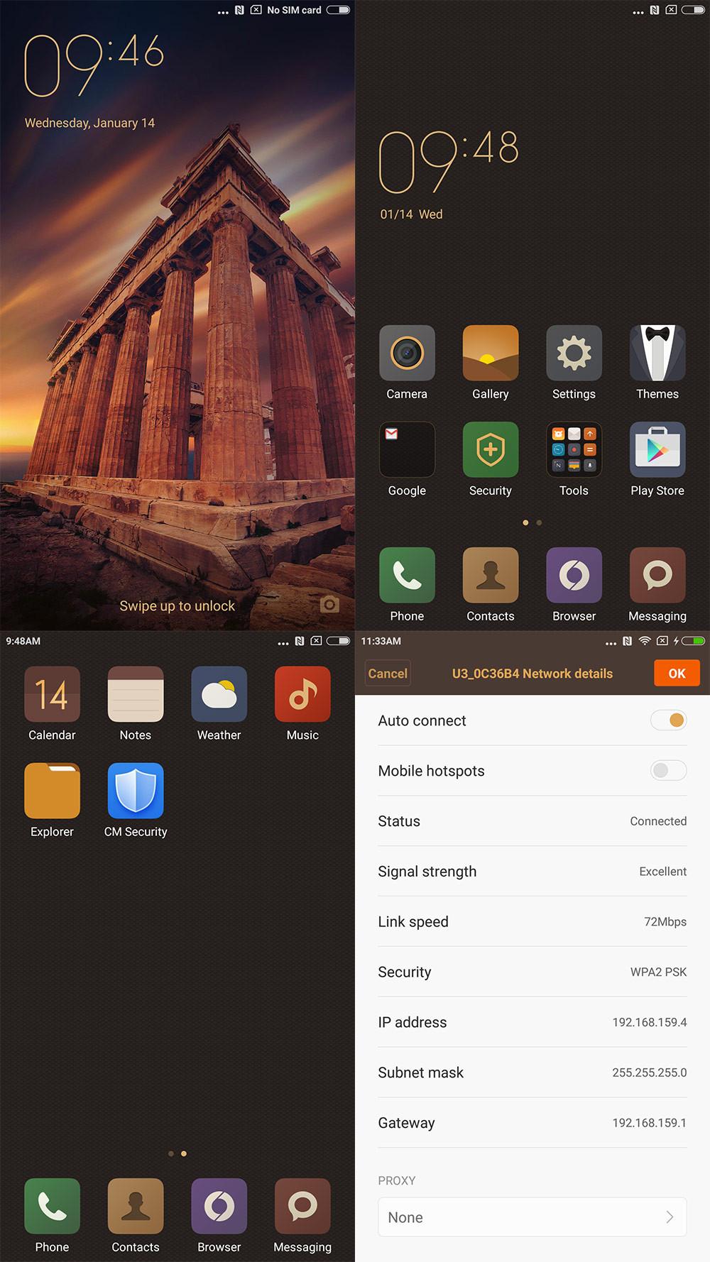 Original Xiaomi Mi5 M5 Pro mobile phone 4GB 128GB desc205677_6