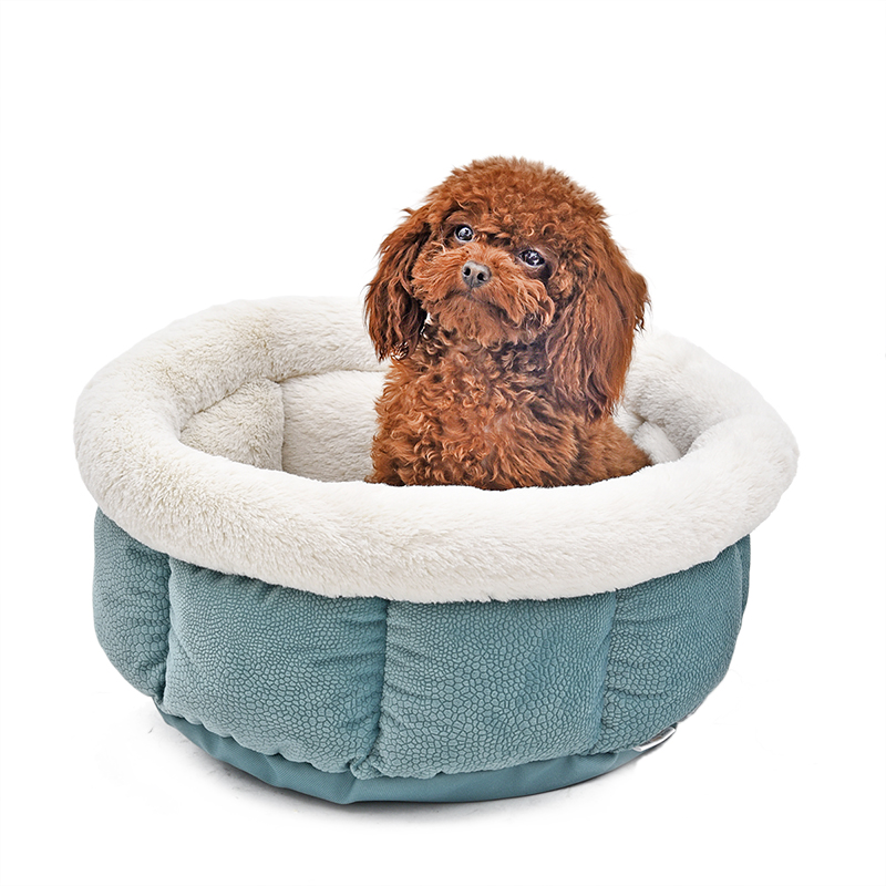 Soft Plush Design Pet Bed 21 » Pets Impress
