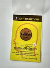 2019hot product mobile phone sticker realy work shiled 99.8$K-Gold Radi Safe anti radiation sticker 50pcs/lot free shppin