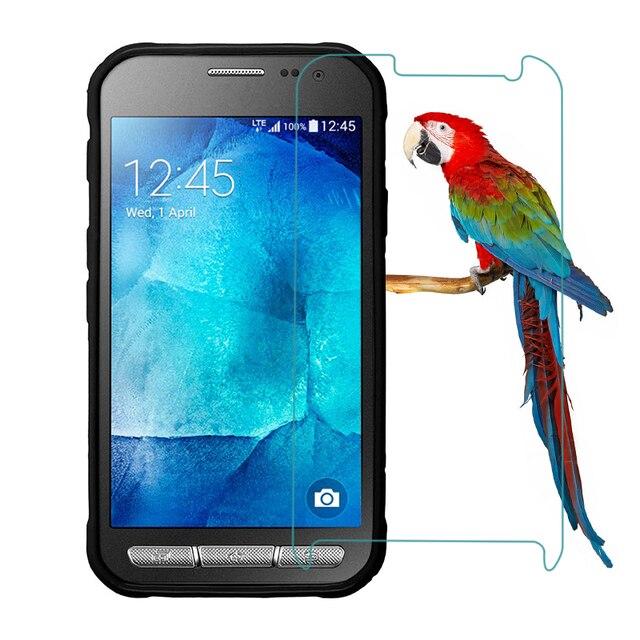 Переднее 9 H 2.5D Ultra Clear ЖК-Экран Протектор Гвардии Закаленное Стекло Пленка Для Samsung Galaxy Xcover 3