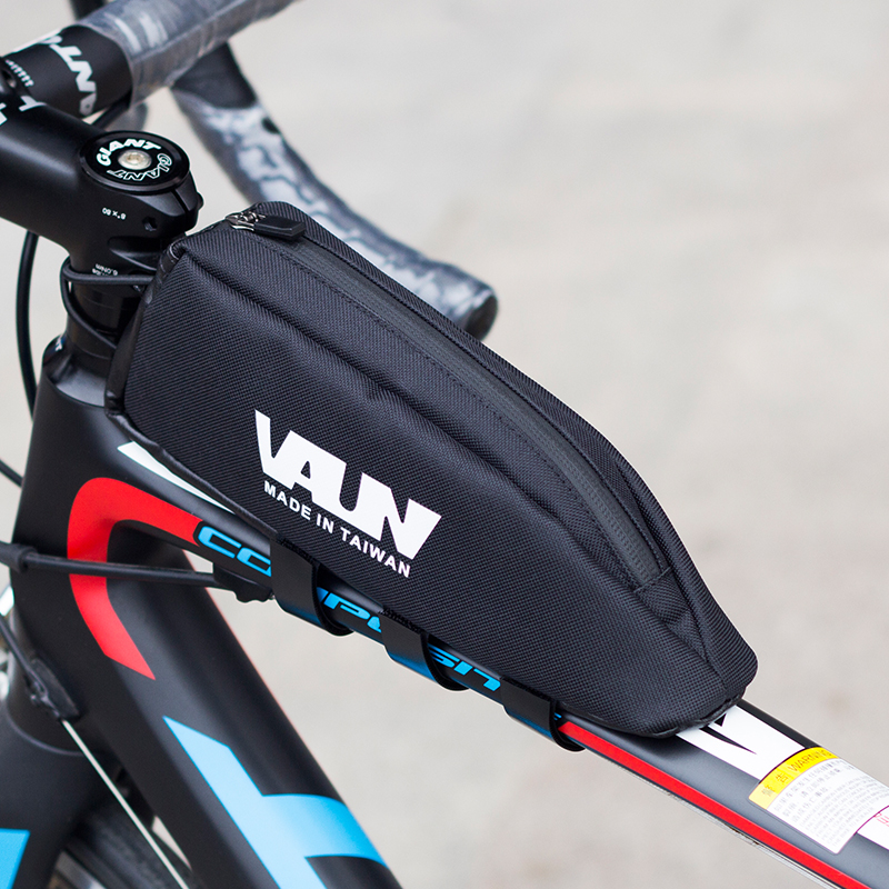 VAUN VAB5A Triathlon Aero Compact Front Head Top Tube bicycle bag Stem Bag Phone bike accessories in Bicycle Bags Panniers from Sports Entertainment