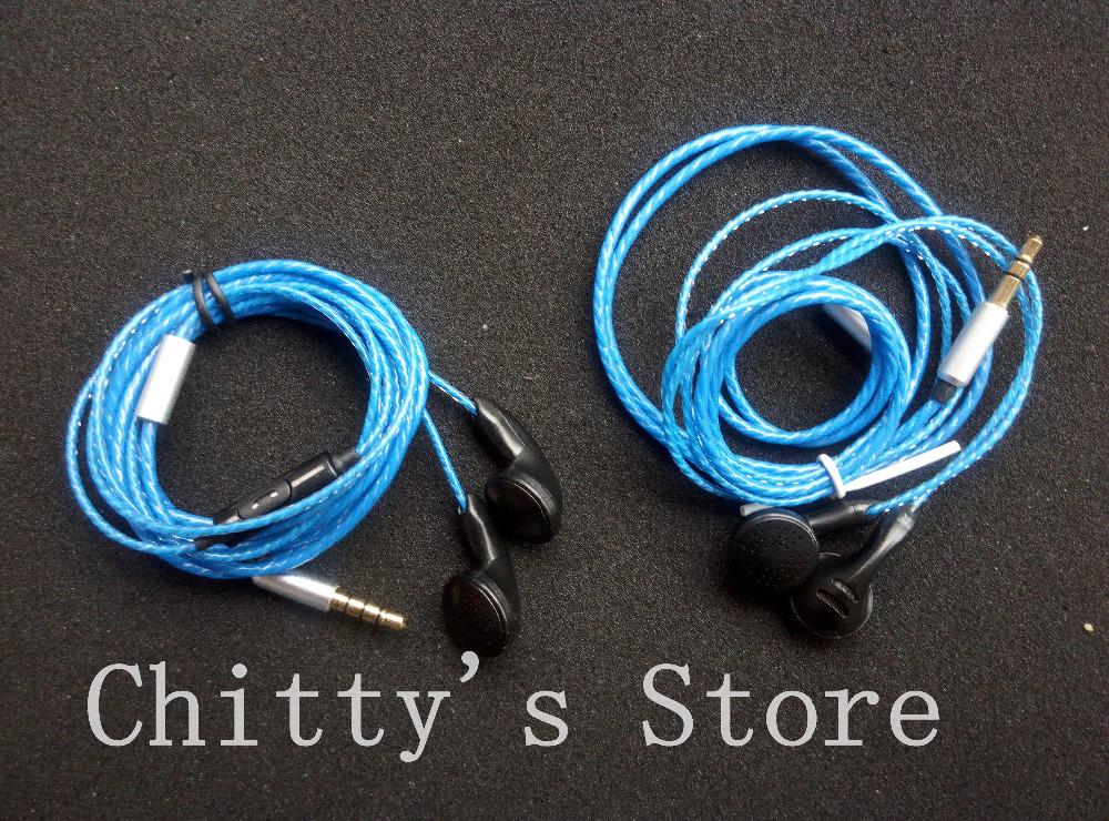 DIY PK1 pk2 SR2 PRO earphone 16ohms 32ohms 150ohms transparent film