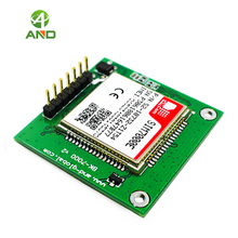โทรศัพท์มือถือIoTโมดูล,SIM7000E Development Kit,NB IOT Breakout Boardสำหรับสีส้ม/KPN/TELIA/VODAFONE/เกี่ยวกับVELCOM/TIM/TE,b3/B8/B20/B28 1PC