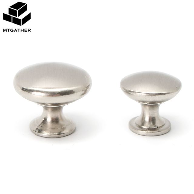 Aliexpress.com : Buy MTGATHER Solid Zinc Alloy Brushed Hairline ...