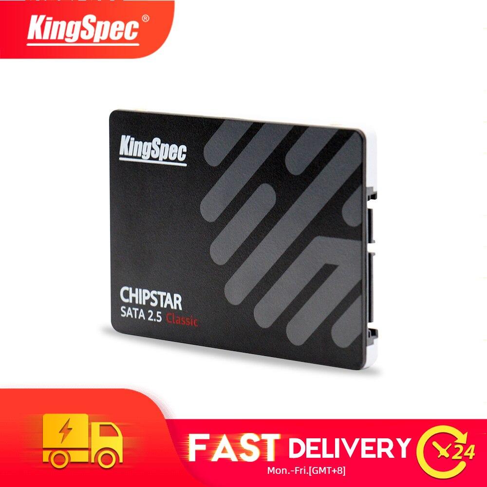 KingSpec 2.5 Inch SATA3 SSD S300 Series 128GB 256GB Hard Disk 512GB 1TB 2TB Sata 2.5 Hd Drive Internal HDD For Desktop Laptop Pc