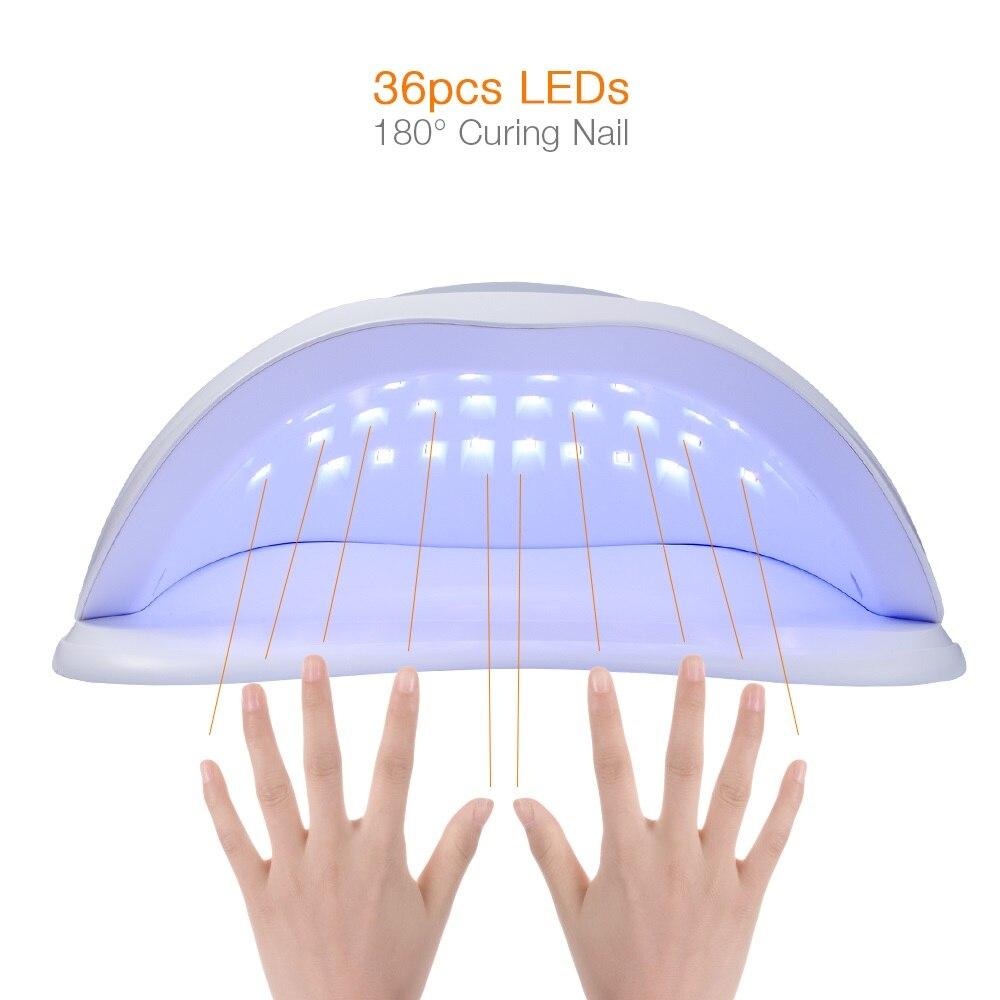 72 w lâmpada uv conduziu a lâmpada