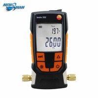 Testo 552 цифровой вакуумметр метр тестер вакуум измерительный инструмент Testo552 Давление Калибр 26.66 мбар