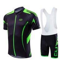 FASTCUTE Mordeca Maillot Bicycle Uniform Cycling Wear Ropa Ciclismo Mtb Bike Shirt Cycling Clothing Mens Race