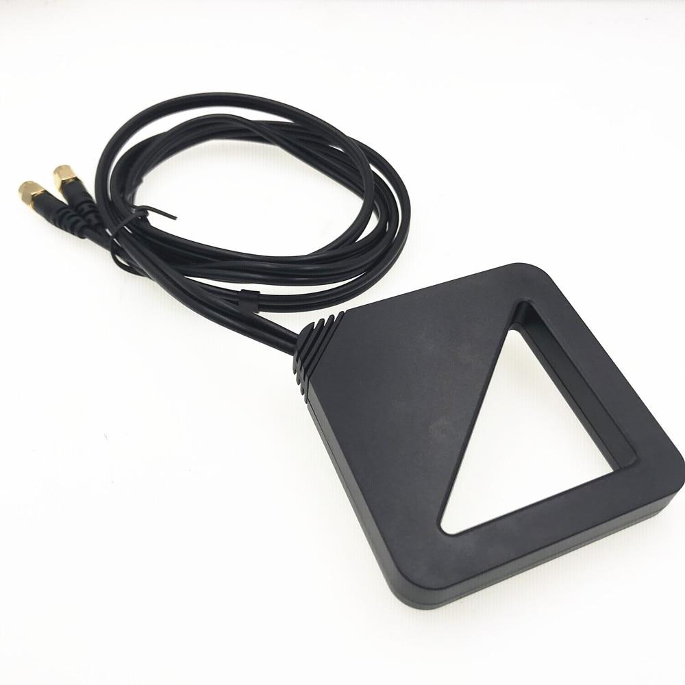 Antena externa para a placa de rede da faixa dupla da c.a. de intel 9260 ax200 e adaptador sem fio de wifi/roteador/ap