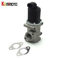 KEMiMOTO Exhaust Gas Recirculation Valve EGR Valve for Opel Vectra C Zafira B Astra H 55186214 55194734 55205455 55215032