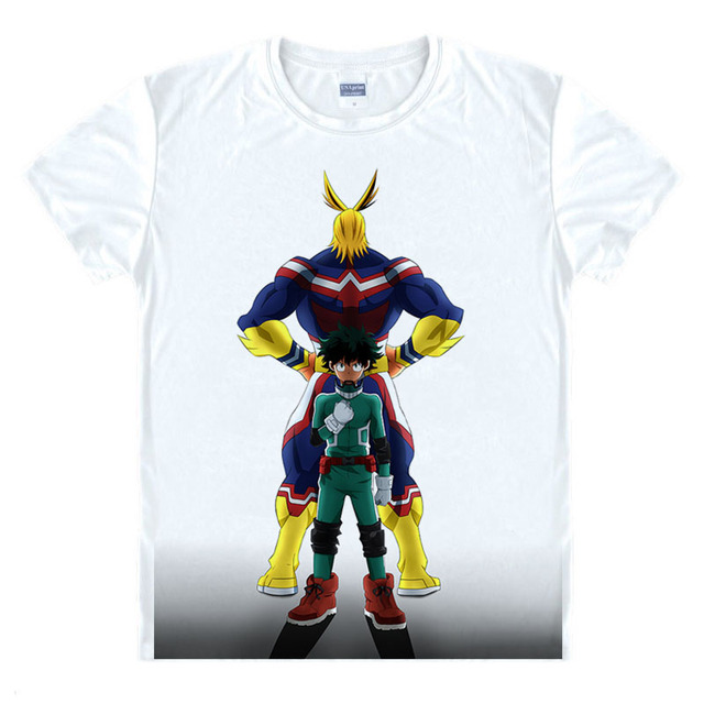 My Hero Academia Anime t shirt