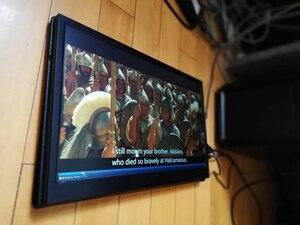 Image 5 - 17.3 Cal super cienkie ekran dotykowy ips dla PS3 PS4 XBOX korzystania z samochodu przenośny monitor na PC Laptop 1920*1080 P hd lcd ekran