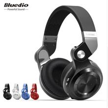 Bluedio T2S Bluetooth Headset Foldable Wireless with Microphone Music Android Phone
