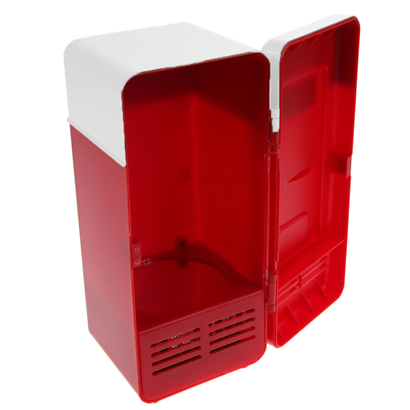 Desktop Beverage Cooler ~ Top sale desktop mini usb gadget beverage cans cooler