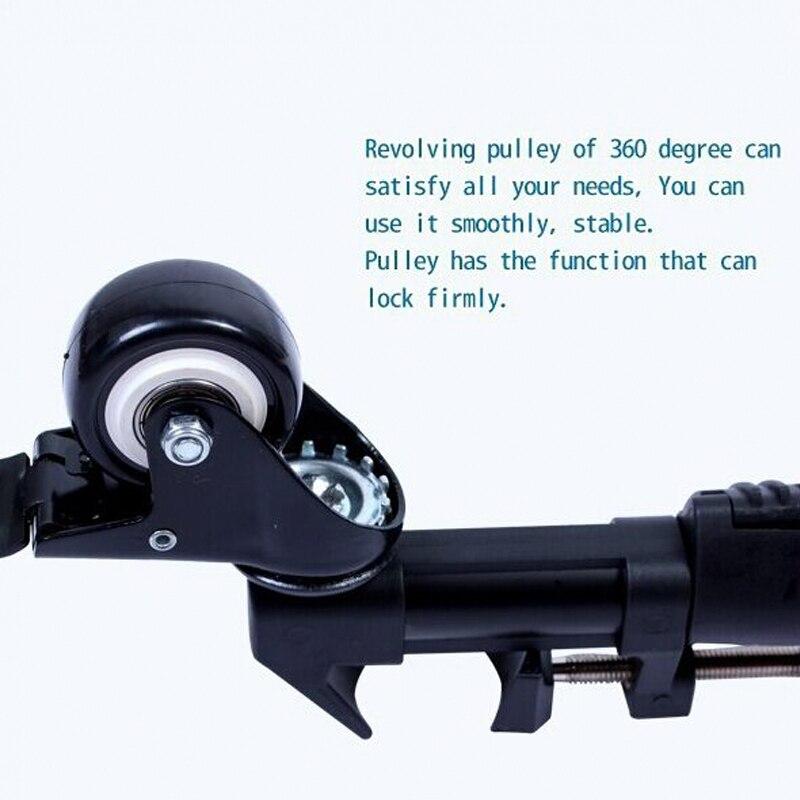 Hot Yunteng VCT-900 Peralatan Fotografi Profesional Tripod Aluminium - Kamera dan foto - Foto 5