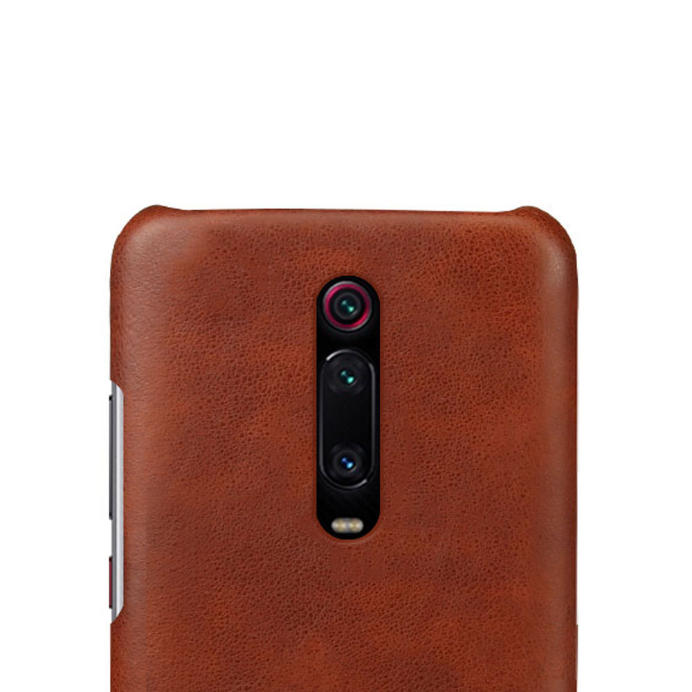 Image 4 - Retro Crazy Horse Style Leather Phone Bag Cases For Redmi K20 Pro Note 7 Cover Luxury Leather+PC Back Cases For Xiaomi MI 9T Pro-in Half-wrapped Cases from Cellphones & Telecommunications