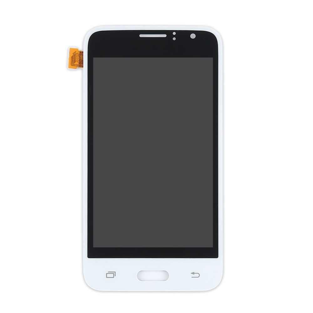 J120f lcd para SAMSUNG GALAXY J1 2016 LCD J120 J120f J120M J120H pantalla táctil digitalizador pantalla para Samsung j120f lcd