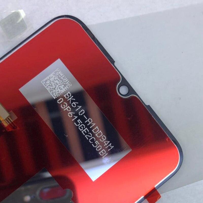 Image 4 - 6,01 ''Новый lcd для Huawei Y6 Pro 2019 Y6 Prime 2019 lcd сенсорный экран дигитайзер сборка для Y6 2019 дисплей ремонтный комплект-in ЖК-экраны для мобильного телефона from Мобильные телефоны и телекоммуникации