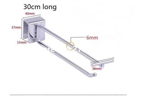 100 unidades pacote 30 cm de comprimento 6mm de diametro wallmounted tiras de seguranca