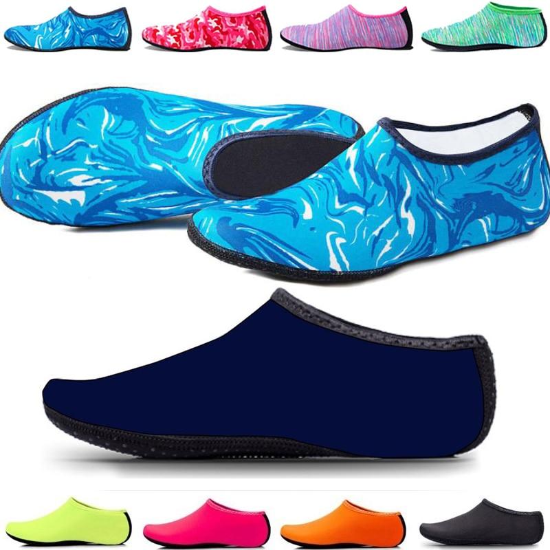 Kids Children Beach Swimming Socks Anti Slip Shoes Dance Swim Pool Water Sport Underwater Shoes Beachwear For Boys Girls 2.5mm